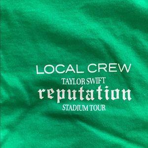 Other - Taylor Swift Reputation Crew Shirt